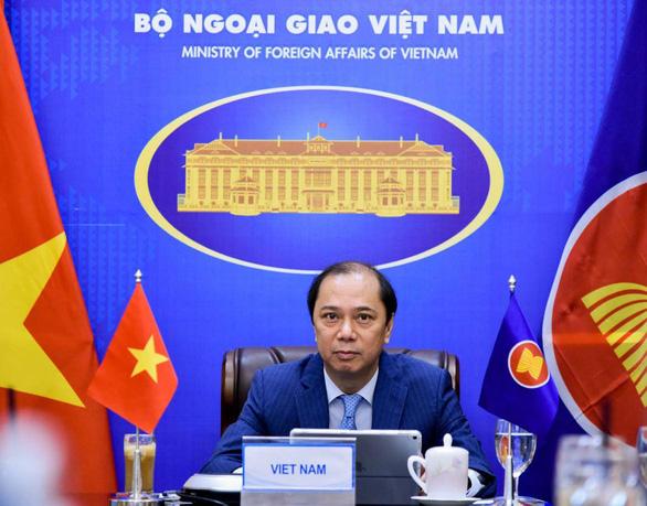 ASEAN triển khai mua vắc xin COVID-19 cho các nước thành viên - Ảnh 1.