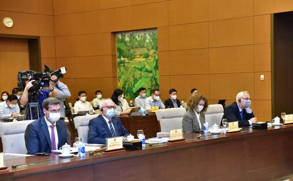 Kinh tế trưởng WB chỉ ra lý do Việt Nam mất điểm sao - Ảnh 1.