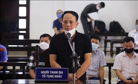 Chủ mới biệt thự Tam Đảo xin nộp luôn 13 tỉ tại tòa thay cho Trịnh Xuân Thanh - Ảnh 1.