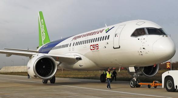Mỹ siết xuất khẩu, Trung Quốc không có phụ tùng để phát triển máy bay nội địa - Ảnh 1.