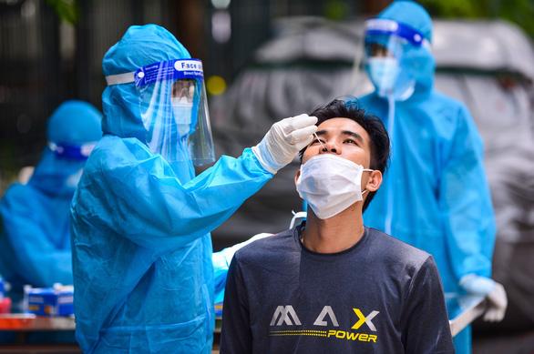 Quận Phú Nhuận đạt tất cả tiêu chí kiểm soát dịch COVID-19 - Ảnh 1.