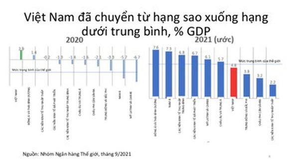 Kinh tế trưởng WB chỉ ra lý do Việt Nam mất điểm sao - Ảnh 2.