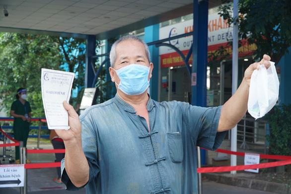 Bệnh viện 'xanh - sạch COVID-19' đầu tiên của TP.HCM khám chữa bệnh cho người dân - Ảnh 2.