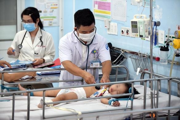 Cảnh giác viêm cơ tim ở trẻ trong dịch COVID-19 - Ảnh 1.