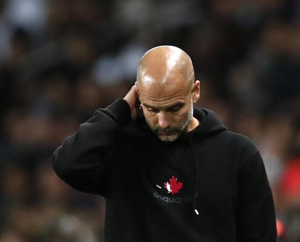 Pep Guardiola: Man City chơi tốt nhưng lại dứt điểm tệ - Ảnh 1.