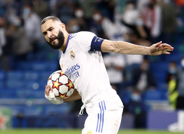 Địa chấn tại Bernabeu: 'Đội bóng tí hon' Sheriff quật ngã Real Madrid - Ảnh 2.
