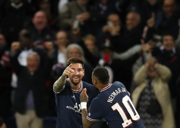 Messi ghi bàn đầu tiên, PSG thắng thuyết phục Man City - Ảnh 3.