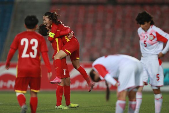Thắng Tajikistan, giấc mơ World Cup của tuyển nữ Việt Nam sẽ ra sao? - Ảnh 3.