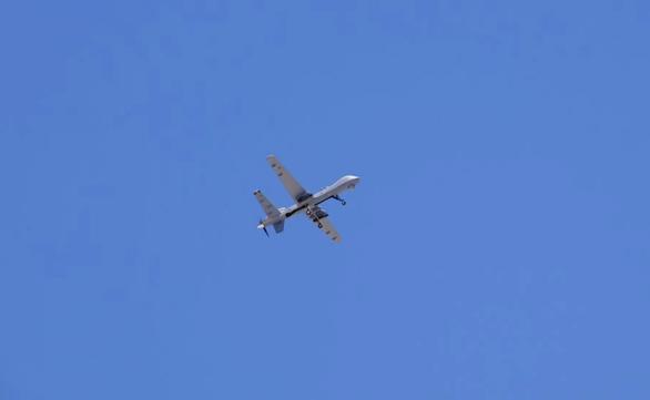 Taliban yêu cầu Mỹ rút hết máy bay không người lái khỏi Afghanistan - Ảnh 1.