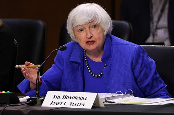 Bộ trưởng tài chính Mỹ cảnh báo cạn ngân sách vào 18-10 - Ảnh 1.