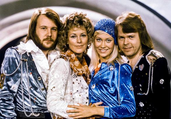 Ban nhạc huyền thoại ABBA ra album mới - Ảnh 1.