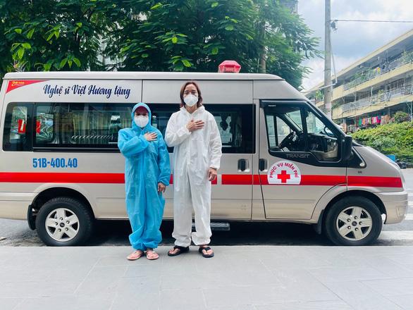 Sở Thông tin - truyền thông yêu cầu Angela Phương Trinh gỡ bỏ thông tin chữa COVID-19 từ giun đất - Ảnh 4.