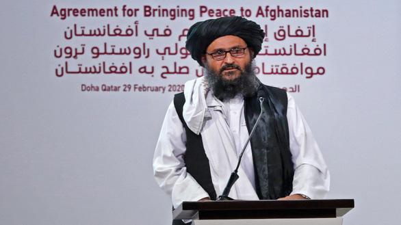 Taliban chuẩn bị ra mắt chính phủ lâm thời gồm 25 bộ - Ảnh 1.
