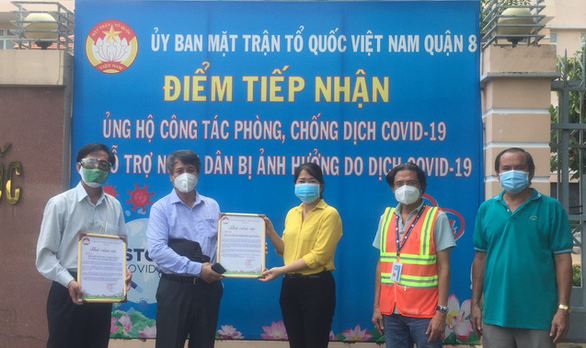Hiệp hội Giáo dục nghề nghiệp và nghề công tác xã hội Việt Nam chung tay phòng chống dịch - Ảnh 1.