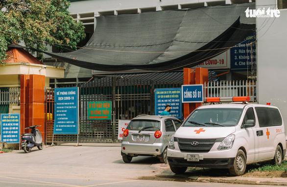 Bệnh viện Đa khoa tỉnh Bắc Giang để lọt ca COVID-19 vào viện - Ảnh 1.