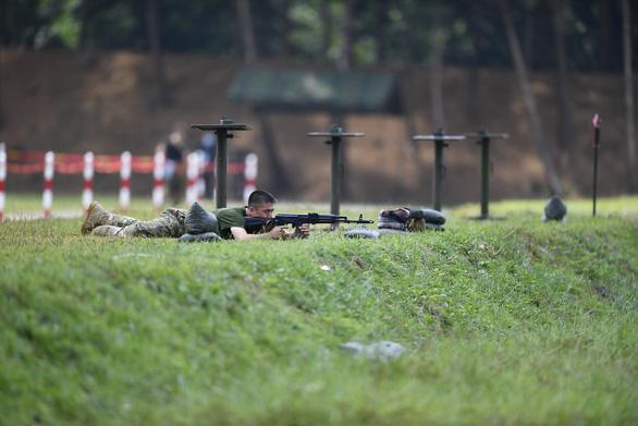 Army Games: Việt Nam vô địch Xạ thủ bắn tỉa, về nhì Vùng tai nạn - Ảnh 2.