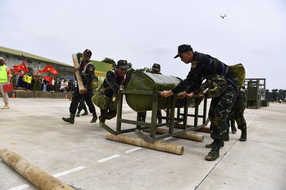 Army Games: Việt Nam vô địch Xạ thủ bắn tỉa, về nhì Vùng tai nạn - Ảnh 3.