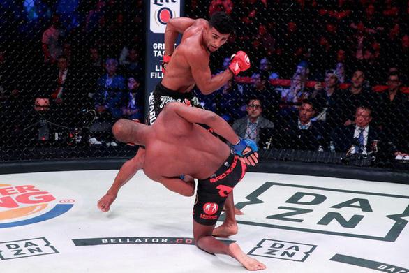Nóng bỏng cuộc đối đầu giữa Lima và Michael Page - Ảnh 2.