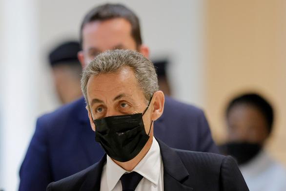 Cựu tổng thống Pháp Sarkozy bị tuyên 1 năm tù giam - Ảnh 1.