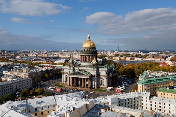Nga có đám cưới hoàng gia đầu tiên sau hơn 100 năm - Ảnh 1.