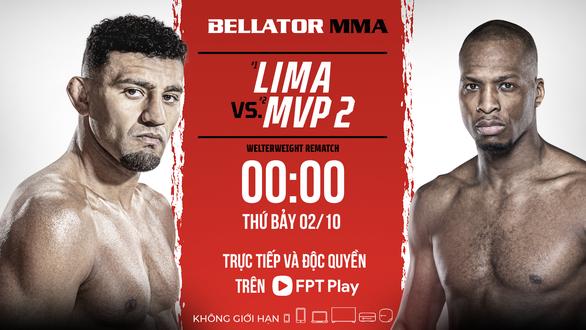 Nóng bỏng cuộc đối đầu giữa Lima và Michael Page - Ảnh 1.