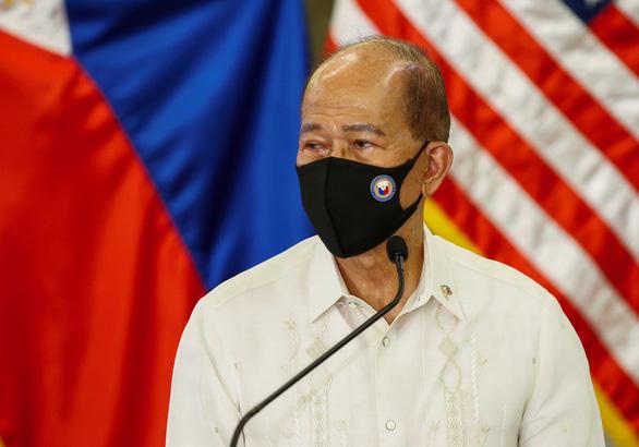 Trung Quốc từng phản đối Philippines sửa đổi Hiệp ước phòng thủ chung với Mỹ - Ảnh 1.
