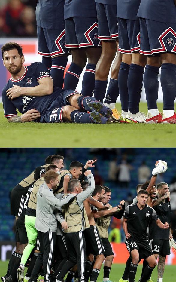 Đêm kỳ lạ của Champions League - Ảnh 1.