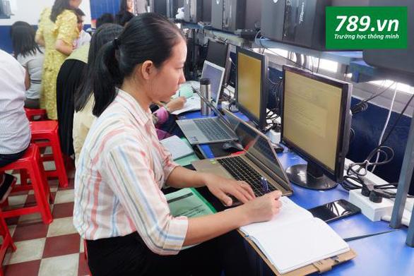 789.vn phát triển hệ sinh thái dạy học, kiểm tra trực tuyến - Ảnh 4.
