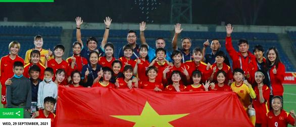 Thắng Tajikistan, giấc mơ World Cup của tuyển nữ Việt Nam sẽ ra sao? - Ảnh 1.
