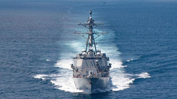 Mỹ chặn Trung Quốc làm luật ở Biển Đông - Ảnh 1.