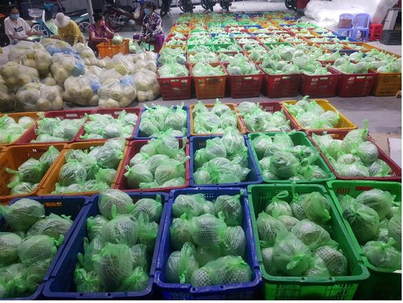 Thêm nhiều đầu mối mua combo nông sản 10kg tại TP.HCM - Ảnh 2.