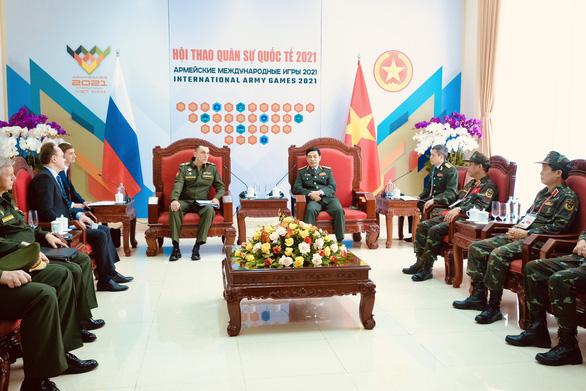 Nga mong muốn Bộ Quốc phòng Việt Nam ủng hộ Army Games  - Ảnh 2.