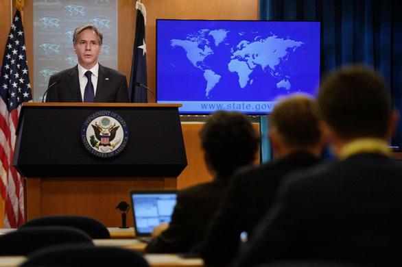Bộ trưởng ngoại giao và quốc phòng Mỹ sắp công du một loạt nước bàn về Afghanistan - Ảnh 1.