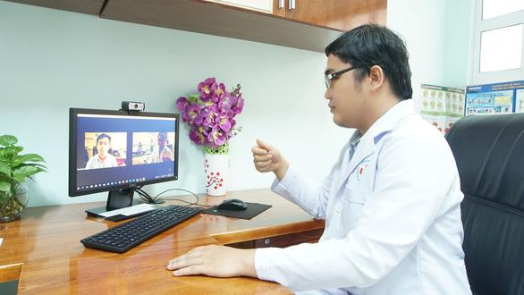 75% các vấn đề về sức khỏe có thể khám chữa bệnh từ xa - Ảnh 1.