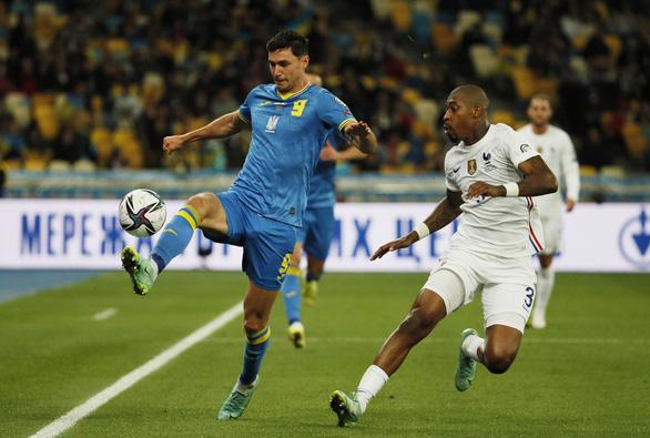 Pháp hòa trận thứ 2 liên tiếp ở vòng loại World Cup 2022 - Ảnh 1.