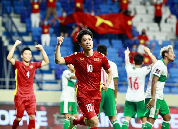 Công Phượng được gọi lên tuyển nhưng tập luyện cùng đội U22 Việt Nam - Ảnh 1.