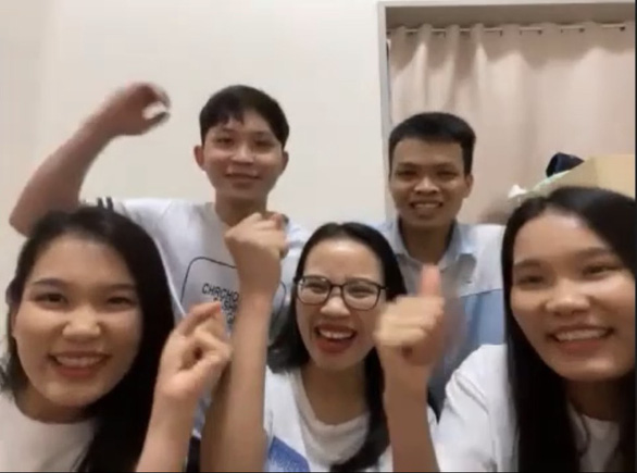 Khai giảng trực tuyến từ đảo Phú Quý kết nối du học sinh tại Nhật để truyền cảm hứng - Ảnh 2.