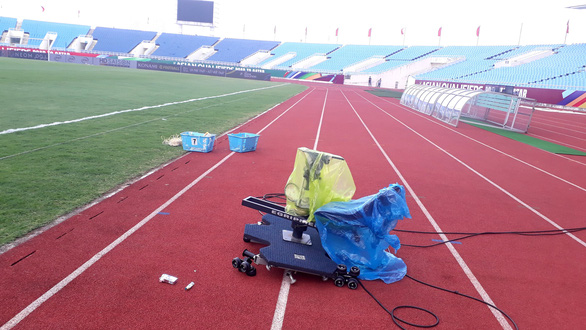Sân Mỹ Đình đã sẵn sàng cho trận đấu giữa đội tuyển Việt Nam và Úc - Ảnh 7.