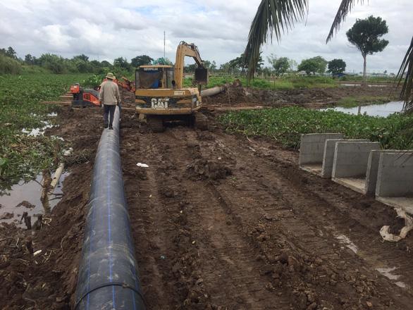 Nhiều tỉnh miền Tây tiếp tục giảm tiền sử dụng nước sinh hoạt cho hộ nghèo - Ảnh 1.