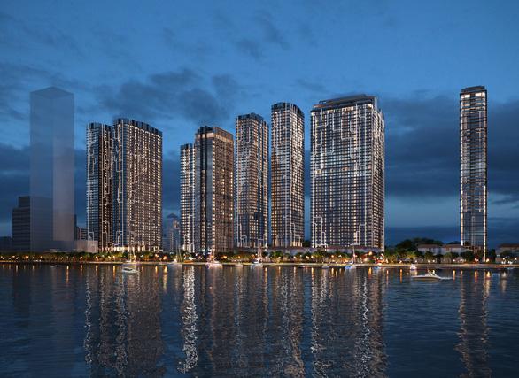 Grand Marina, Saigon lọt tầm ngắm của chuyên gia bất động sản hàng hiệu quốc tế - Ảnh 1.