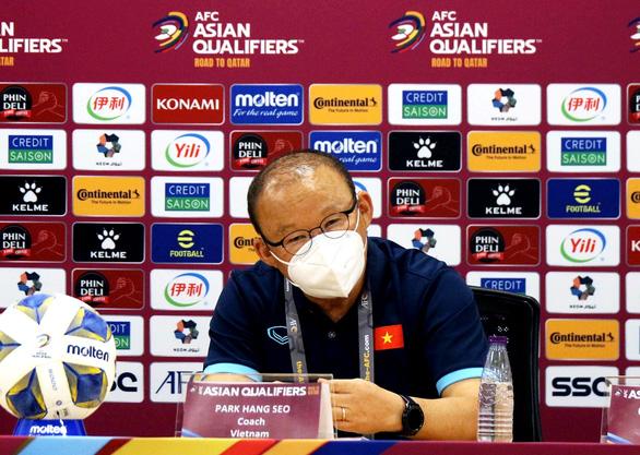 HLV Park Hang Seo: 'Trình độ của tuyển Úc rất cao' - Ảnh 1.