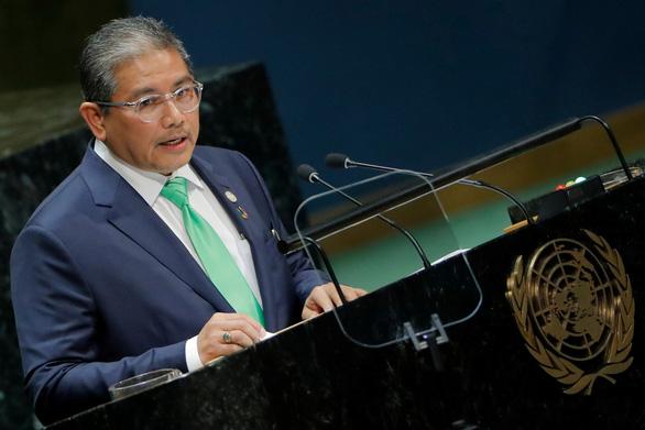 Đặc phái viên ASEAN xác nhận chính quyền quân sự Myanmar đồng ý ngừng bắn - Ảnh 1.