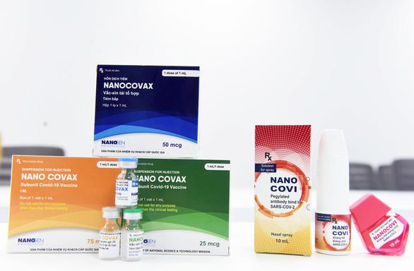 Vì sao Bộ Y tế chưa phê duyệt khẩn cấp vắc xin Nano Covax? - Ảnh 1.