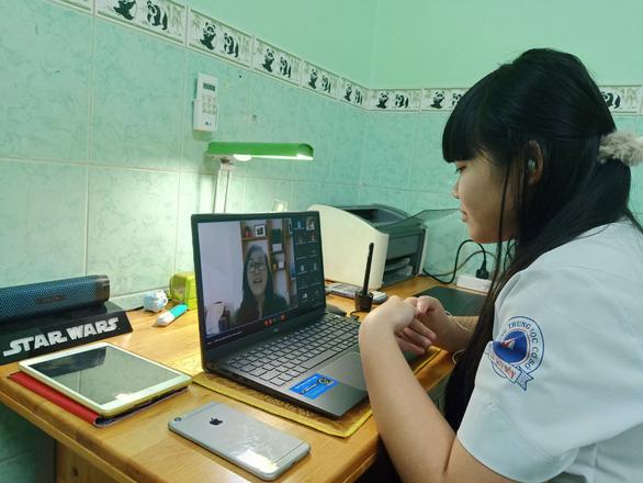 TP.HCM: Nâng cấp đường truyền để tránh nghẽn mạng khi học trực tuyến - Ảnh 1.