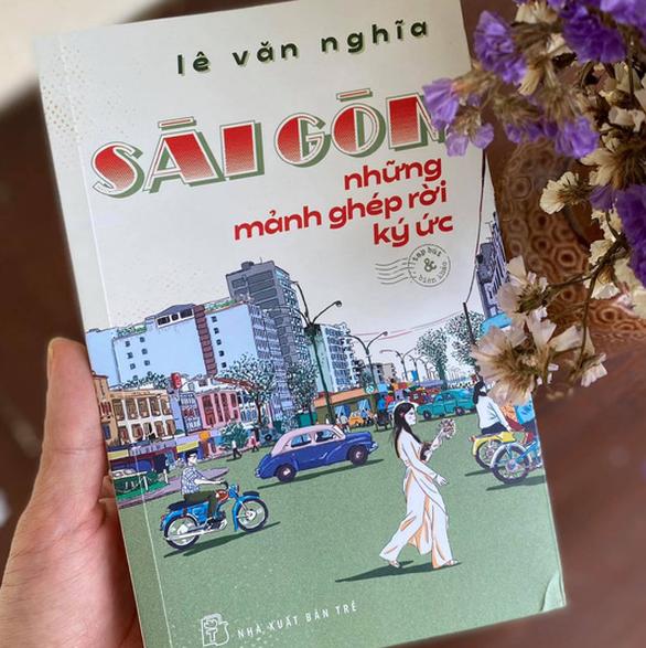 Cuốn sách cuối cùng của nhà văn Lê Văn Nghĩa - Ảnh 1.