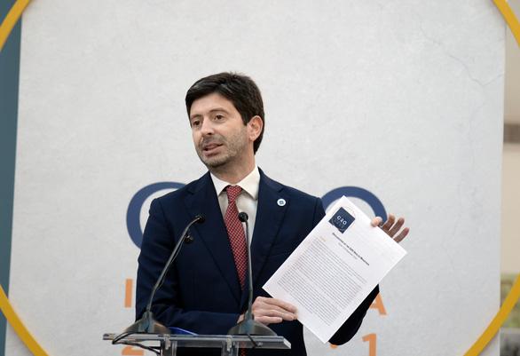 G20 đồng ý hỗ trợ tài chính và vắc xin COVID-19 cho các nước nghèo - Ảnh 1.