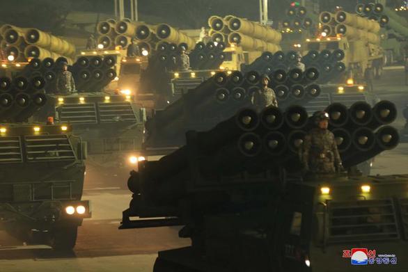 Quân đội Triều Tiên có động thái mới, Mỹ - Hàn - Nhật chuẩn bị họp - Ảnh 1.