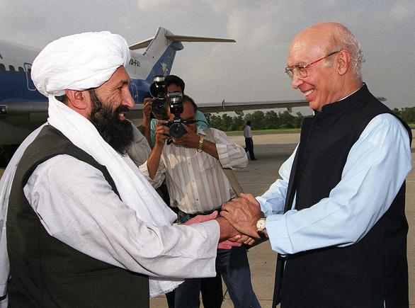 Taliban công bố chính quyền mới - Ảnh 1.