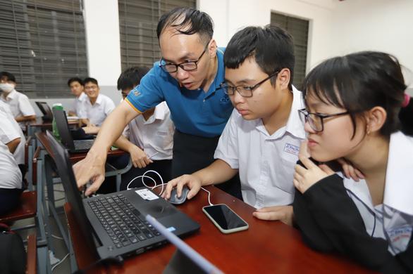 TP.HCM: Dạy học và kiểm tra đánh giá thông minh - Ảnh 1.