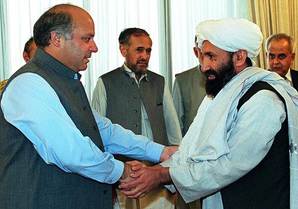 Chính phủ lâm thời của Taliban toàn đàn ông - Ảnh 1.